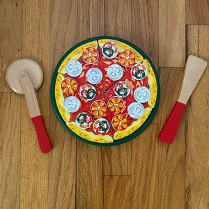 Melissa and Doug Pizza Party Play Food Kids